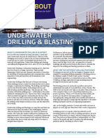 Facts About Underwater Drilling and Blasting