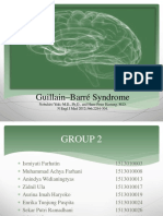 Guillain–Barré Syndrome kelompok 2 edit.pptx