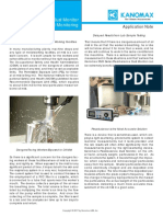 Piezobalance for Oil Mist Monitoring Application Note