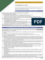 03- Etudiant-Stagiaire - Carte de Séjour Temporaire Et Certificat de Résidence Algérien