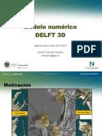 Modelo Numérico- Delft3D