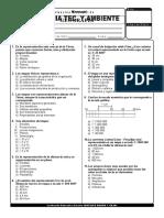 Geografía Mensual Cuarto y Quinto A