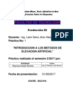PRACTICA 1 PRODUCCION III