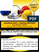 Electrical Safety and Strategic Solutions