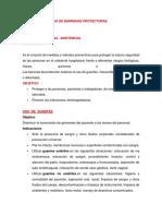 PROTOCOLO Barrera de Proteccion