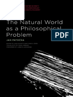 The Natural World as a Philosophical Problem - Jan Patočka
