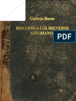 Discurso Mineros Asturianos