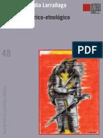 48001071. El Mendigo -Estudio Histórico Etnológico (70 Págs)