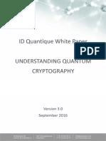 Understanding Quantum Cryptography
