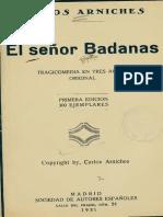 El Señor Badanas.pdf