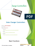 Charger Controllers
