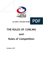 The Rules of Curling October 2017