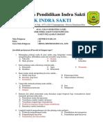 UAS KWU SMK KLS XI