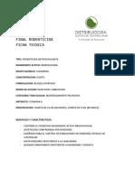 Ficha Tecnica Nueva Final Rodenticida