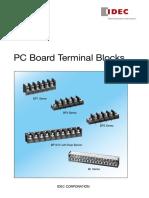 Catalog-En-EP1587 PCB Terminal Block