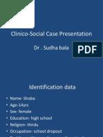Diarrhoea Case