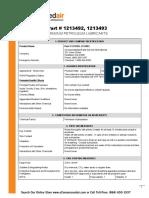 MSDS Aceite Compresore CAMERON