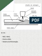 Senai - 6 Processo MIG MAG