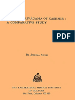 Dr Jaideva Singh-Vedanta and Advaita Saivagama of Kashmir_ A Comparative Study (1985).pdf