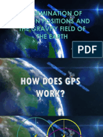 Determination of station positions and the gravity field.pptx