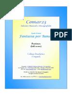 Fantasia Per Banda - 000 Partitura
