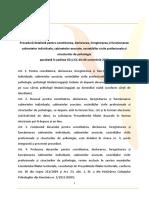 Procedura depunere dosar inregistrare sau mentiuni forma de exercitare (votata in 06.10.2017).pdf