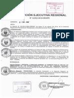 Directiva de Uso de Ambulancia