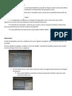 relatório atividades CTP