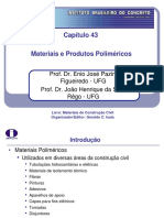 cap43 Polímeros na Construção Civil