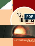 G. Micolitti -Technical report part 2 (Annex3) - Fire safe design - Intro
