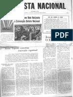O Batista Nacional. edicao_n_01_nov_1967