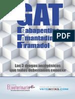 Gabapentina Amantadina Tramadol - Dolor - VETEBOOKS