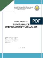 TP N°3 - DIAGRAMA DE PERFORACION Y VOLADURA.docx
