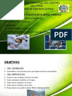 Impacto Del Plastico en El Medio Ambiente Monografia Final