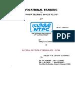 Project NTPC.doc