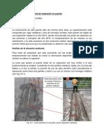 Caso de Deterioro de Junta de Expansión en Puente