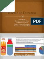 Costos de Produccion Nectar de Durazno 1 PDF