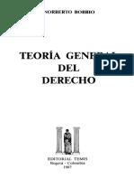 Norberto Bobbio.cap.II y IV
