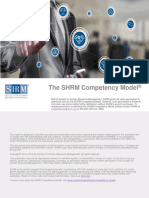 SHRM Competency Model Detailed Report Final SECURED
