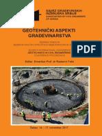 Geotehnicki Aspekti Gradjevinarstva
