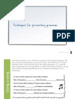 Presentation Techniques PDF