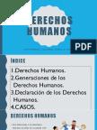 Exposición de Derechos Humanos