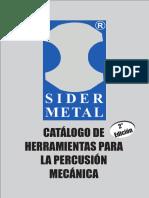 Herramientas-PERCUSION