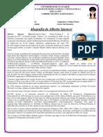 Biografía de Alberto Spencer