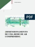 Dimensionamento de uma rede Ar Comprimido.docx