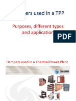 PPt on Dampers