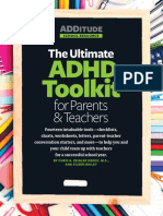 The Ultimate ADHD Toolkit 1
