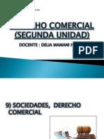 Derecho Comercial Segunda Unidad