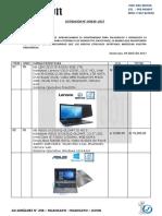 Cotizacion Laptops