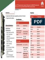 H80BVDPE Board Datasheet
